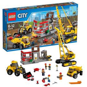 乐高 正品 城市系列大型工程现场60076