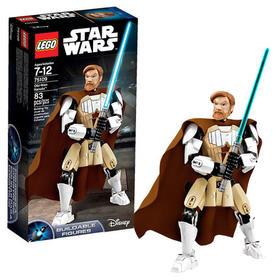 乐高 正品 75109 Star Wars星球大战系列欧比旺克诺比