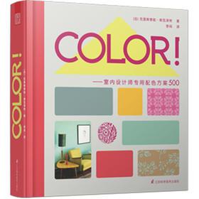 《COLOR! : 室内设计师专用配色方案500(引进版)》