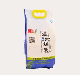 那拉提 六亩塘湿地糙米 自然清香2.5kg