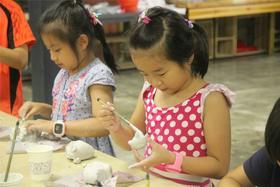 【已报满】陶泥DIY第二期4月29日在东百元洪城开课啦!29.9元报名,限量20个名额先到先得~