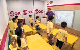 【兴趣班】26.9元体验SK英国皇家少儿英语两节英语课和一次月度迷你情景活动来啦~