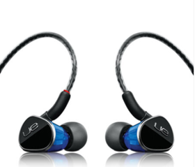 罗技(Logitech)UE UE900s 四单元动铁 入耳式耳机