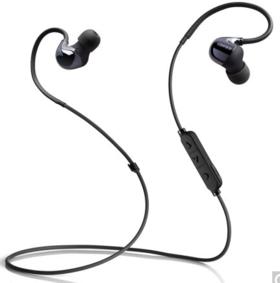 漫步者(EDIFIER)W295BT 特舒适立体声运动蓝牙耳机 钛黑色
