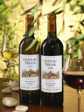 狄罗城堡干红葡萄酒2008