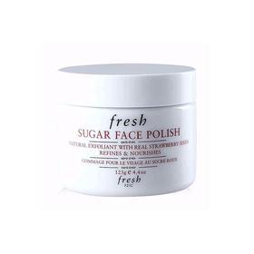 美国Fresh馥蕾诗澄糖亮颜磨砂面膜125g/瓶温和滋养调理角质