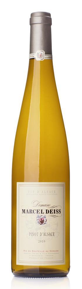 苔丝美人庄园阿尔萨斯皮诺白葡萄酒2014