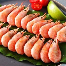 【拼团包邮】加拿大进口北极甜虾(80/100型,1.5-3kg/件,限乌市地址!)