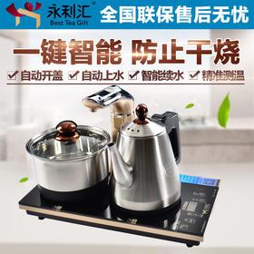 永利汇茶具 功夫茶具 泡茶电器 全自动煮水电器泡茶好帮手快速烧水YLH-KS520