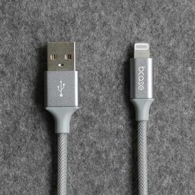 bcase编织数据线 苹果iPhone6splus手机快充线 平板ipad数据传输