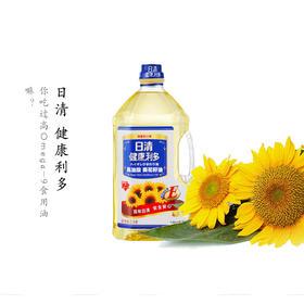 富含高油酸 吃出健康的好油 [日清 健康利多 高油酸葵花籽油]