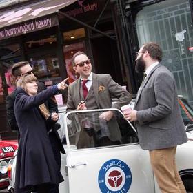 伦敦宝马Mini Cooper 私人1.5h向导游览