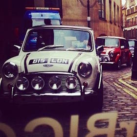 伦敦宝马经典 Mini Cooper 1.5小时夜游