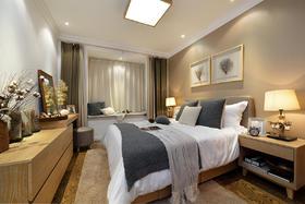 原生态卧室空间