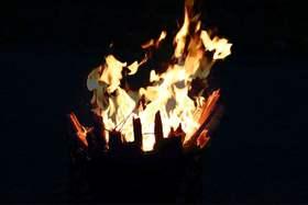 扬州——篝火