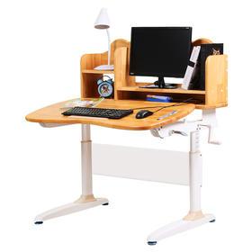 护眼博士  学习桌980实木  儿童学习桌   小学生写字桌  课桌套装   可升降学习桌椅