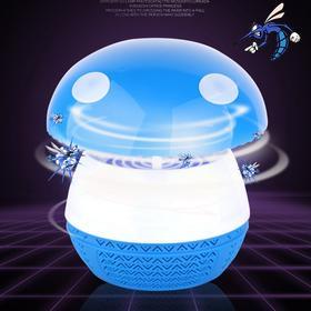 LED光触媒蘑菇灭蚊灯 家用室内USB插电无辐射孕婴 驱蚊灯灭蚊神器