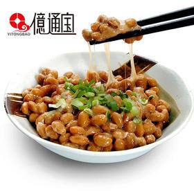 億通宝纳豆 日本进口纳豆菌 非转基因大豆寿司料理 即食纳豆50g*60盒