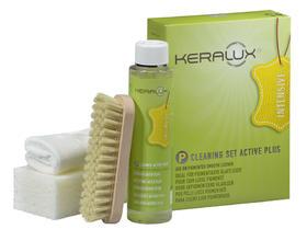 德国原装进口 KERALUX 皮革 活力 清洁剂 套装 P+
