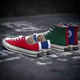 【情侣款】1970S拼色NIGO同款匡威帆布鞋