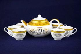 新月陶瓷——精品伊斯兰风格茶具套装系列
