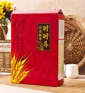 昌吉植物燕窝 时时养小麦胚芽480g 盒装