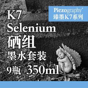 Piezography K7 臻墨K7系列 Selenium硒组,350ml套装
