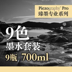 Piezography Pro 臻墨专业9色,700ml套装