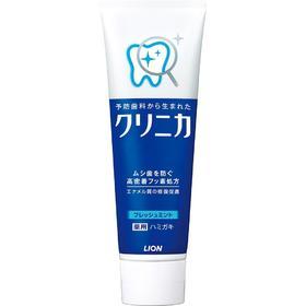 狮王酵素牙膏  清凉薄荷蓝色130g