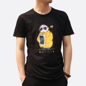 一款能跳出机器僧的AR科技T恤