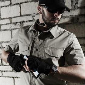 DRAGON TOOTH 龙牙 三代短袖战术衬衫 男士户外休闲短袖衬衫