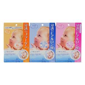 【日本原装】曼丹MANDOM 水感肌浸透性玻尿酸超保湿面膜