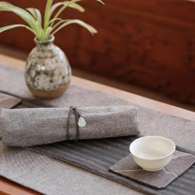 不裁HOME[山水间]系列  茶具包