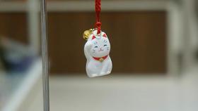 招财猫挂件(满99赠送)