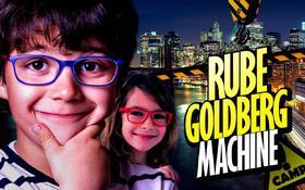 【住宿营】鲁布•戈德堡机器科学Rubegoldberg主题夏令营2017年Mad Science