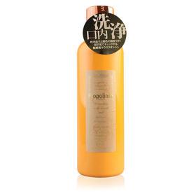 日本Propolinse比那氏蜂胶复合漱口水450ML 孕妇做月子可用  橙色