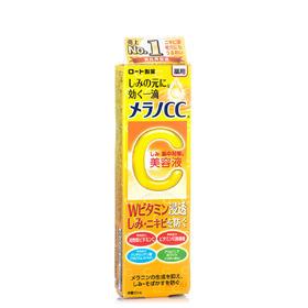 日本乐敦CC美容液VC美白精华祛痘印痘疤淡斑面部晒后修复20ml