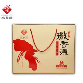 【家乡味道】安徽宿州徽香源烧鸡 土麻鸡珠光礼盒1300g