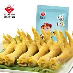【安徽风味】宿州鸡爪  鸡米粒  水晶鱼  真空包装 零食小吃