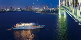 东京湾上游船船票+船上晚餐
