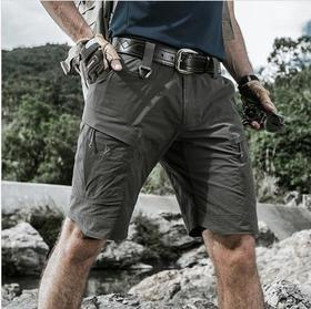 DRAGON TOOTH 龙牙 轻锋弹力速干短裤 战术户外休闲短裤