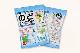 日本龙角散原味薄荷味润喉糖果