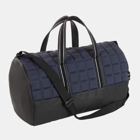 NAVA 型格多功能旅行包 | 蓝黑拼接色(意大利)