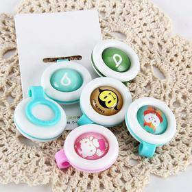韩国 儿童驱蚊贴防蚊手环婴儿孕妇驱蚊扣宝宝驱蚊扣 可用2-3个月