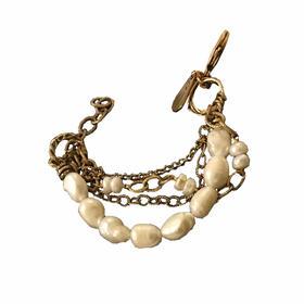 巴洛克珍珠朋克手链