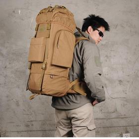 VIPERADE 蝰蛇 65L升军迷防水 大型登山包双肩旅行背包背囊