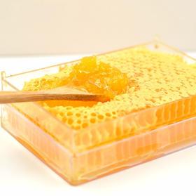 【限量第二盒半价!】新疆阿勒泰原生巢蜜盒 无污染 无添加 自然产蜜(500g/盒,限乌市地址!)