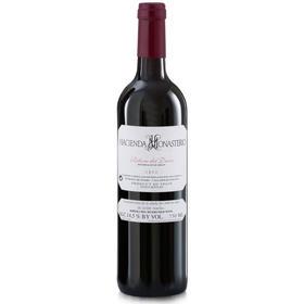 西班牙原瓶进口红酒 杜罗河岸修道院珍藏单一园干红葡萄酒 750ml/支