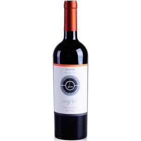 智利原瓶进口红酒 LYRA 天琴座赤霞珠优选干红葡萄酒 750ml/支