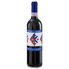 意大利原瓶进口红酒 托斯卡纳DOCG级 班蒂珍藏经典吉昂蒂干红葡萄酒  750ml/支